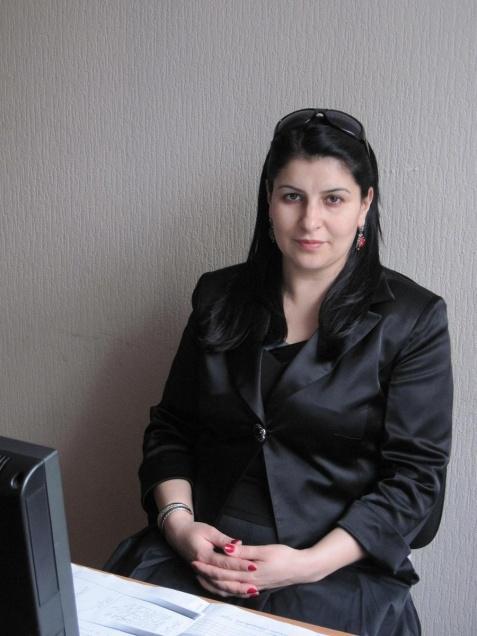 Милена Нуралиевна